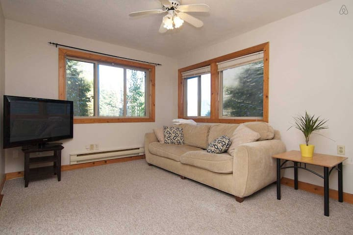 Fantastic Ski in/Ski out apartment in Creekside - Whistler - Byt