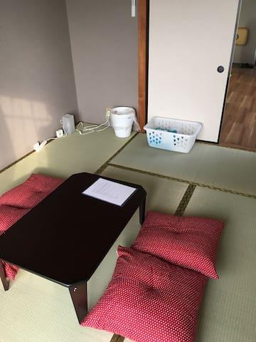 N06.Cheap1BR apartment near Nagoya Stn.7mins. #405 - Kiyosu-shi - Apartment
