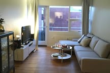 Modern and cozy apartment in the heart of Nørrebro