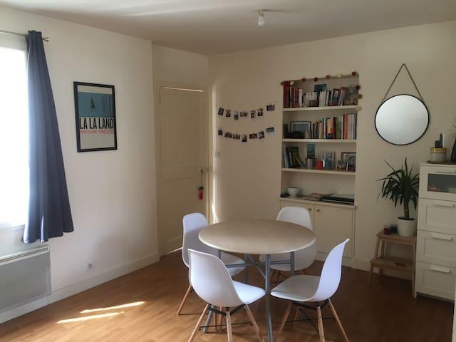 Charmant appartement près du Château de Nantes
