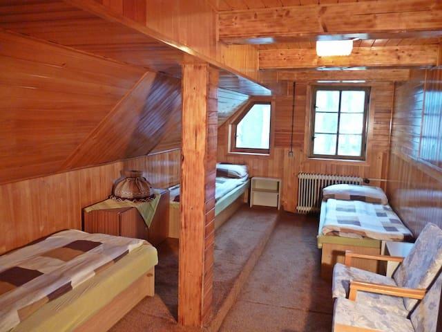 Pronájem horské chaty - CZ - Huis