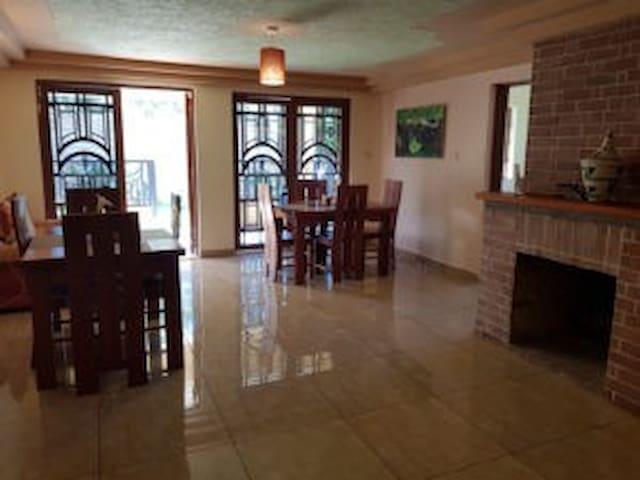 Jari Inn, For tranquility and breath of fresh air