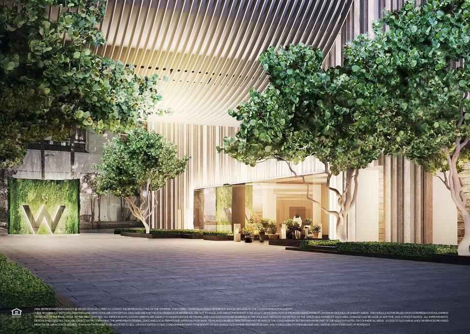 Luxury Two Bedroom Suite Plus Den With Balcony Fort Lauderdale Floride Tats Unis