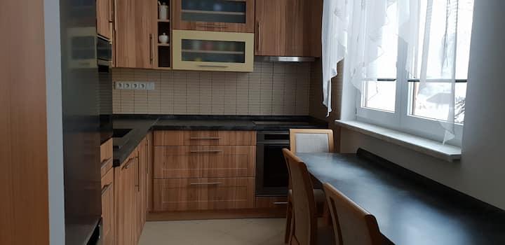 Luxusní byt 2+1 Šumava - Zdíkov (5 lůžek)
