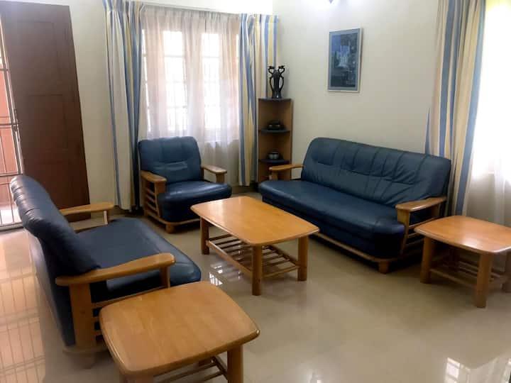 One-bedroom suite in Kowdiar, Trivandrum