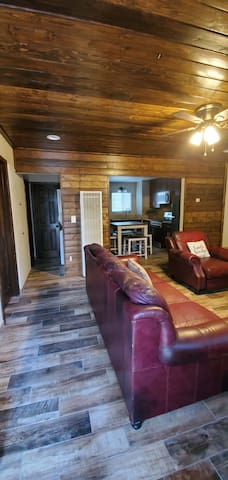 WiFi, Cable, 2 Bedrooms. Totally remodeled home