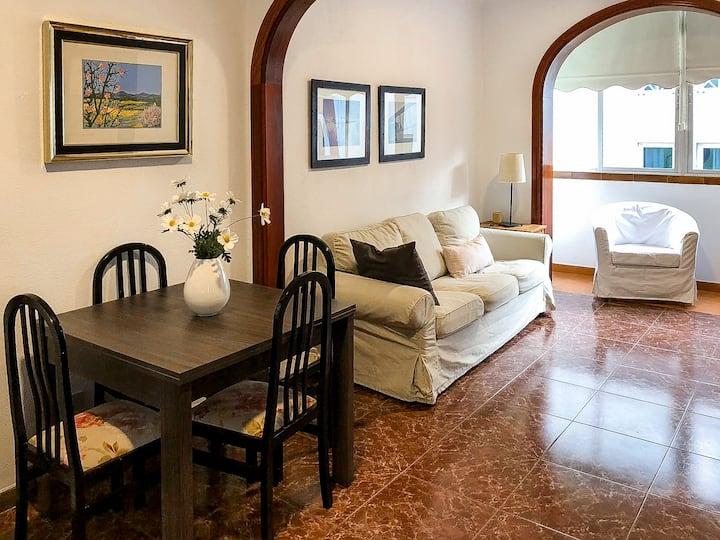 Luminoso y acogedor apartamento en Las Palmas