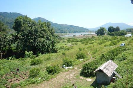 Phongphan Mekong River Organic Farm (River View)