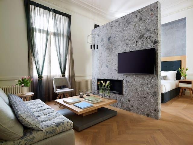1915 Flamarion Apartments - Harmonia - Athina - Apartamento
