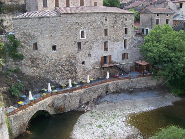 Chambre d'Hote, Olargues, FRANCE.