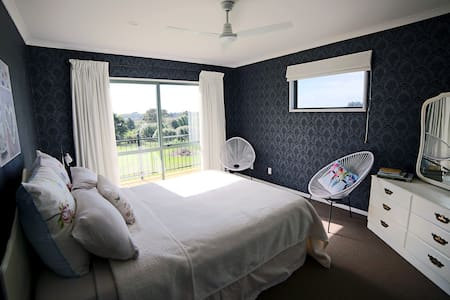 A Tiny Farm Suite with Balcony - Ngaruawahia - Haus