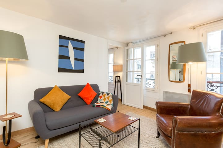 Cosy flat in the Marais - París