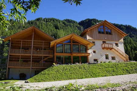 Chalet Morná: a very cozy and fine attic - San Martino in Badia - Chalet