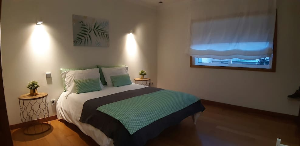 VC Double room shared bathroom