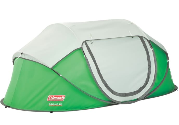 Tent in backyard Last minute booking welcome