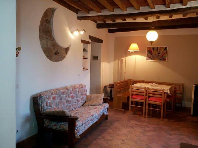 Casa vacanze Le Casette nel Borgo(Vic. di Siena)
