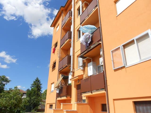 Appartamento sulle colline a due passi dal mare