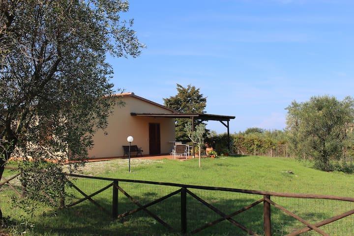 La casa di campagna a pochi minuti dal mare - Donoratico - Appartement