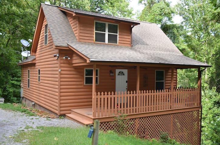 Honeymoon, Private,  Family Fun, Fishing Lake - Sevierville - Cottage