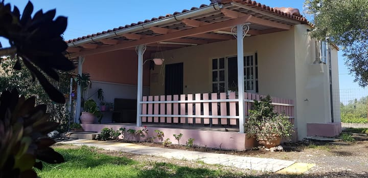 Vacation house 150m from the beach