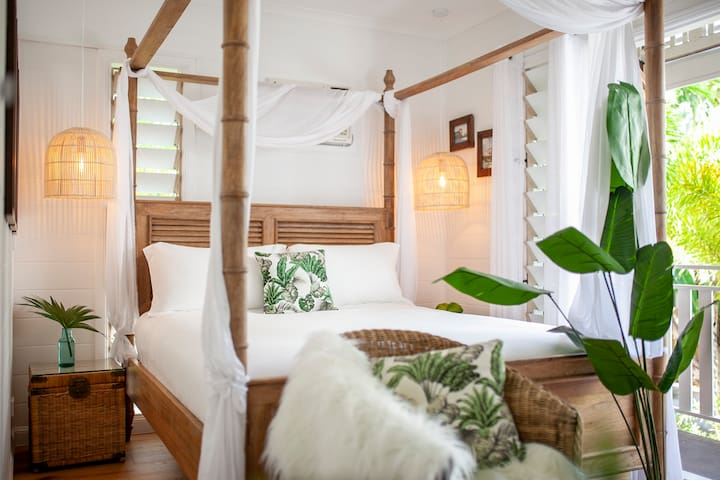 Pandanus Cottage Escape to Paradise