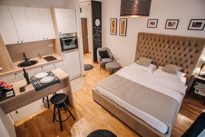 Apartments Doclea Podgorica - City Kej