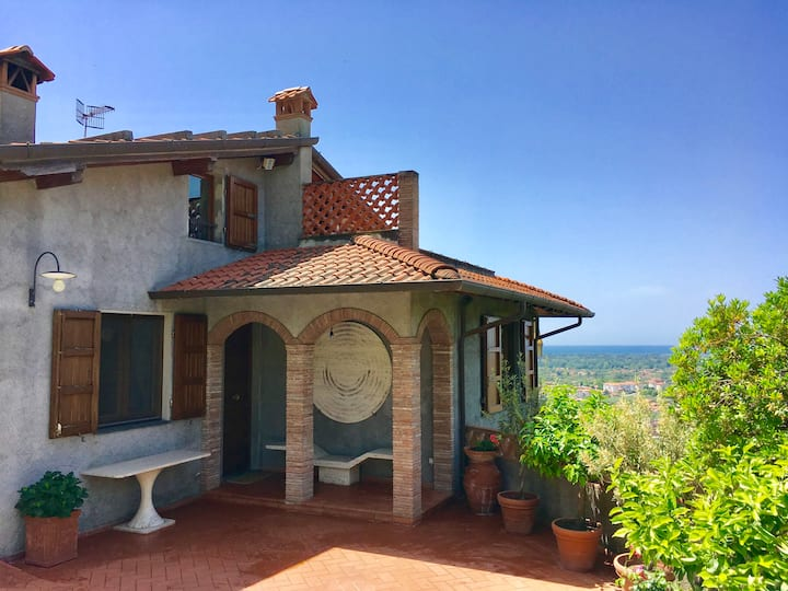 Villa la Maggiolina