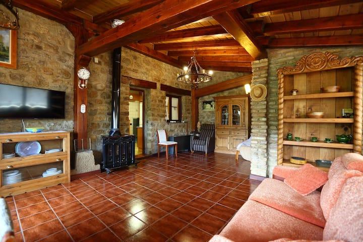 Casa turística ''Los chaleco'' en Lumbreras.