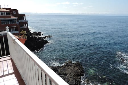 Bright DUPLEX Apartment Next to the Atlantic Ocean - サンタクルスデテネリフェ