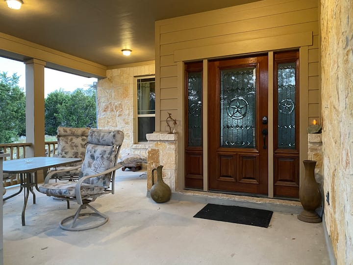 Hill Country Hideaway