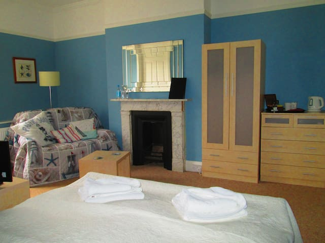 Double room en suite - Isle of Wight - Bed & Breakfast