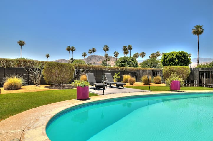 Rancho Mirage Home with Private Pool and Views