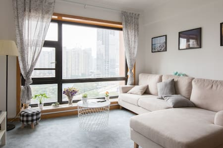 Cozy Female 4-bed room, Near Metro/HK border 近会展中心 - Shenzhen - Vandrerhjem