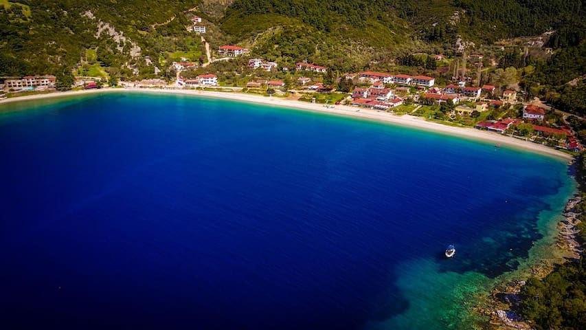 Panormos Beach Hotel Double room Budget