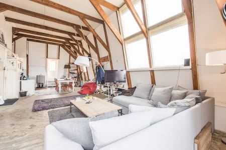 Attractive loft downtown Amsterdam! - Amsterdam