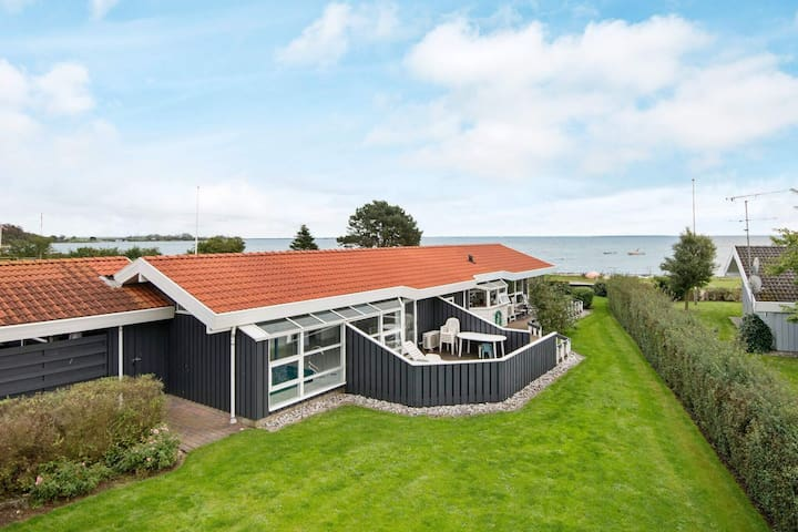 Premium Holiday Home in Bjert with Sauna