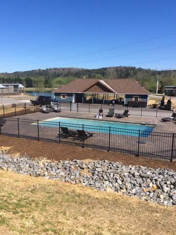 Pool on Site