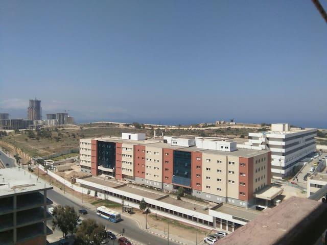 Appartement vue imprenable sur baie - Oran - Appartement