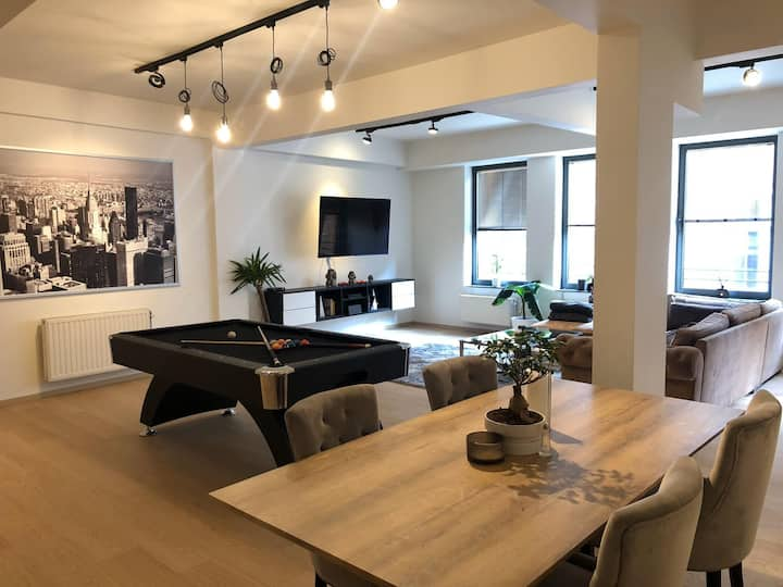 LUXURY APPARTEMENT IN CENTER OF BRUXELLES