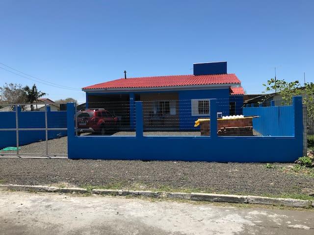 Casa de Veraneio - Balneário Gaivota