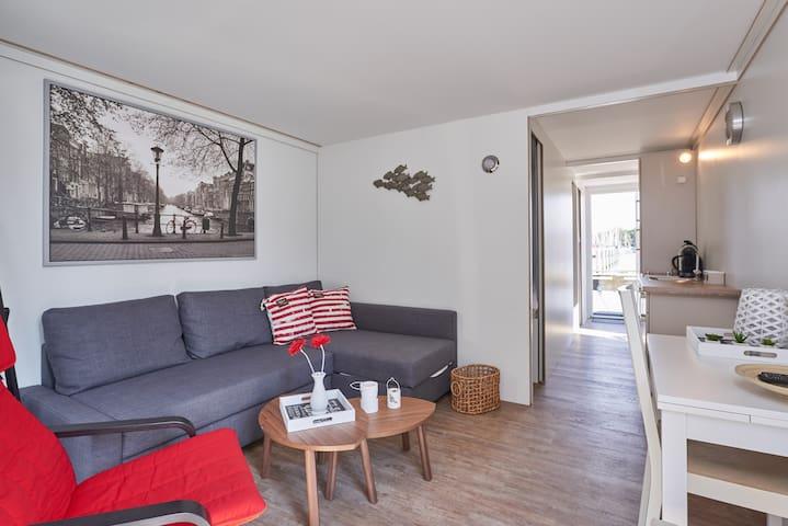 Brussel Havenlodge - Naarden - Bateau