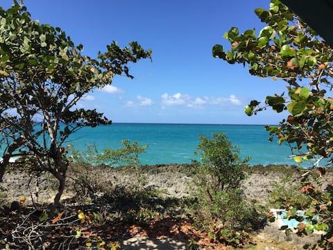 Waterfront house - Jamaica cliffs