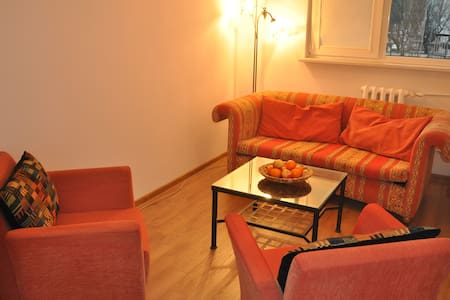 Apartment, 55 m, near Old Town and Center - Warszawa