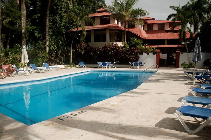 Beautiful beach side Condo - Apt B Recent reno - Cabarete - Byt