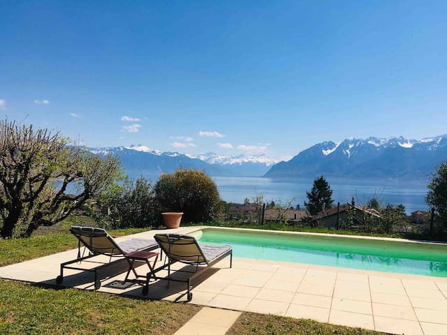 Cosy Studio in the heart of Lavaux