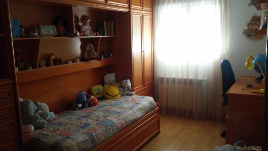 Tranquila habitación privada en Alcorcón - Alcorcón - House