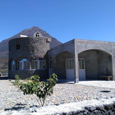 Casa Alcindo Chã das Caldeiras chambre single