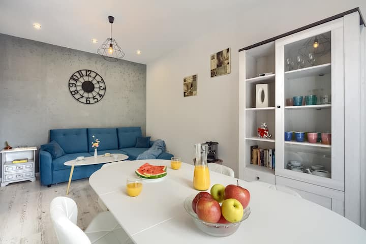 Apartament BRUNO w sercu Krynicy-Zdroju - 5 os.