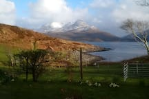 View from the Front Garden (Beinn Damph)