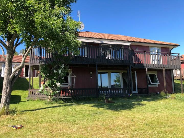 Archipelago villa in Fågelbro, Värmdö